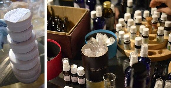 Tečaj aromaterapije - olja