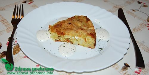 Krompirjeva pita